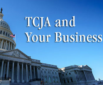 tax cuts and jobs act provisions affecting businesses